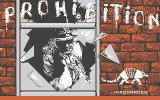 Prohibition Atari ST Title screen