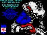 Super Bowl ZX Spectrum Well it's quite a good owl, but hardly superb