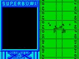 Super Bowl ZX Spectrum In play