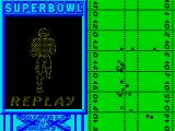 Super Bowl ZX Spectrum Let's see that again