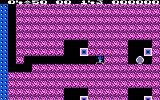 Boulder Dash Amstrad CPC A box of doom is chasing me!
