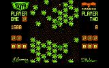 Sky Shark Amstrad CPC Fighting enemy planes in the jungle