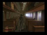 Red♦Dead Revolver PlayStation 2 Taking the train to Brimstone.