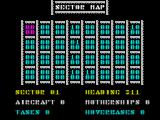 Prowler ZX Spectrum The tactical view