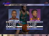 NBA Live 2000 Windows Interesting match up
