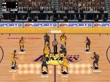 NBA Live 2000 Windows The tip-off
