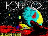 Equinox ZX Spectrum Loading screen