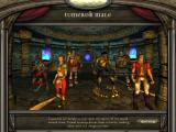 Asheron's Call 2: Fallen Kings Windows Create a male or a female character from one of three different races.