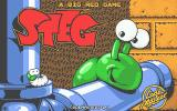 Steg the Slug Atari ST Loading screen