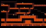 Lode Runner Amstrad CPC Trapped one of my opponents in a hole