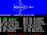 F-19 Stealth Fighter ZX Spectrum Copy protection