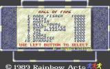 Rock 'n Roll Atari ST High scores