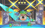 Rock 'n Roll Atari ST Why is the drummer always overweight?