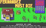 Fernandez Must Die Atari ST Loading screen