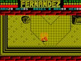 Fernandez Must Die ZX Spectrum Game start