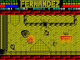 Fernandez Must Die ZX Spectrum This version has many planes