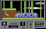 Game Over Commodore 64 Second world: planet Sckunn