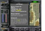Jane's Combat Simulations: Israeli Air Force Windows IAF MENU