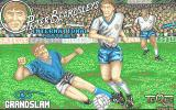 Peter Beardsley's International Football Atari ST Loading screen