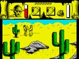 Tusker ZX Spectrum Early combat