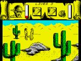 Tusker ZX Spectrum Bare fists aren't enough