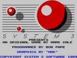 Tusker ZX Spectrum Credits