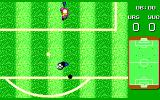 World Championship Soccer DOS Shot on Goal