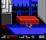 Double Dragon NES Batter up!!!