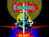 Cavelon ZX Spectrum Loading screen