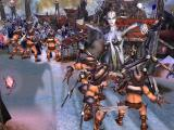 SpellForce: The Order of Dawn Windows Barbarians go for the Darkelf Titan (Arachnis)