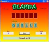 Blanda Windows Just completed a word - don't look at my score ;)