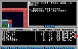 Wasteland DOS Even wacko people hate you (EGA)