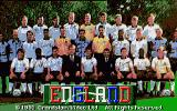 England Championship Special Amiga Title screen.