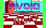 Avoid the Noid DOS Title (EGA)