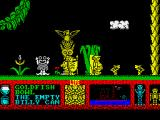 Three Weeks in Paradise ZX Spectrum Billy Beer? We elected the wrong Carter