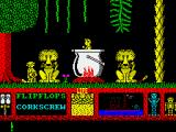 Three Weeks in Paradise ZX Spectrum What's cooking in the kitchen?