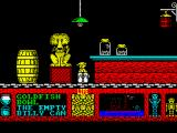 Three Weeks in Paradise ZX Spectrum It's a barrel of laughs