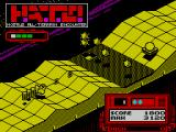 H.A.T.E. ZX Spectrum Carrying plenty of cannons