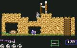 Ghouls 'N Ghosts Commodore 64 Watch out for the guillotine