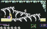 Ghouls 'N Ghosts Commodore 64 Stage 4