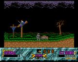 Ghouls 'N Ghosts Amiga Stage 1