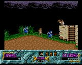 Ghouls 'N Ghosts Amiga King Arthur has no clothes on