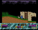 Ghouls 'N Ghosts Amiga King Arthur the duck