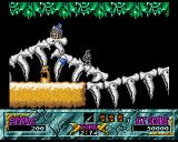 Ghouls 'N Ghosts Amiga Stage 4