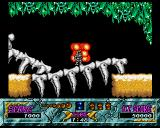 Ghouls 'N Ghosts Amiga Putting your heavy-armored suit to good use
