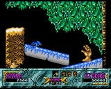 Ghouls 'N Ghosts Amiga The Hand of Death