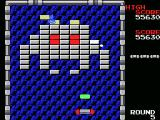 Arkanoid MSX Those silver bricks require multiple hits to destroy