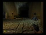 Turok 2: Seeds of Evil Nintendo 64 If someone shoots at you what do you do? Stop, drop, roll, and DIE!