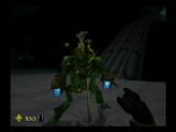 Turok 2: Seeds of Evil Nintendo 64 Hey, you only need 10% of your brain to move. The rest is extra weight.