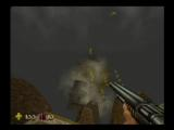 Turok 2: Seeds of Evil Nintendo 64 I did not like that building anyway.